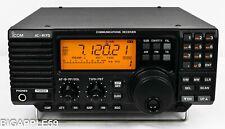 Icom IC-R75 Shortwave Amateur Radio Receiver w/ Sync Detector & UT-106 DSP Unit