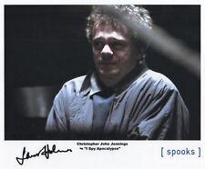 "Spooks MI-5 Auto Photo Print James Holmes ""Christopher John Jennings"""