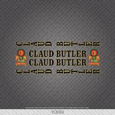 01069 Claud Butler Bicicleta Pegatina - Calcomanía
