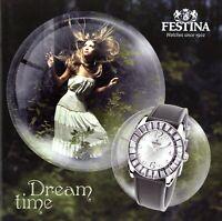 Festina Dream Time Prospekt Uhren Uhrenkatalog catalog watches catalogue