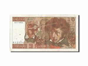 [#204534] Billet, France, 10 Francs, 10 F 1972-1978 ''Berlioz'', 1976, 1976-01-0