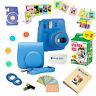 Fujifilm Instax Mini 9 Instant Camera + 20 Fuji Film Sheets + Accessory Bundle!