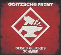 GOITZSCHE FRONT / DEINES GLÜCKES SCHMIED - 2CD DIGIPACK 2018 * NEU *