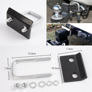 Adjustable Hitch Tightener Anti Wobble No Rattle Stabilizer for Trailers Cargo
