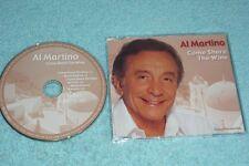 Al Martino Maxi-CD Come Share The Wine - Udo Jürgens COVER VERSION - 4-track CD