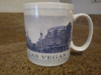 Starbucks Las Vegas Architectural Series Coffee Mug 18oz 2006 EUC