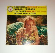 45 T Didier BOLAND et l'Orchestre des ROIS Guy SEVERINS Romantica - Tom Pillibi