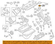 MITSUBISHI OEM 99-12 Galant Engine Parts-Filler Cap Gasket MD311638