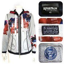SPORTALM Kitzbühel signature jacket with hood - 40 / M