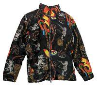 Women With Control Women's Jacket Plus Sz 1X Reversibles Puffer Black A389582