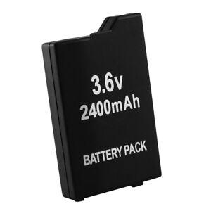 Batterie pour Sony PSP Slim & Lite - (PSP 2000 2006 3000) - 2400 mah