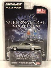 Supernatural with Figures 1967 Chevrolet Impala Chase Ed 51206 Scale 1:64