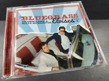 Shawn Camp & Billy Burnette - The Bluegrass Elvises - Vol. 1 - 2007 - CD