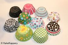 Baking Cupcake Liners *CHOOSE YOUR STYLE* 60