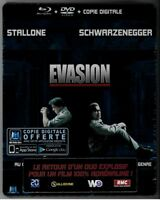 Evasion - Combo Blu-ray + DVD + Copie digitale - Édition boîtier SteelBook