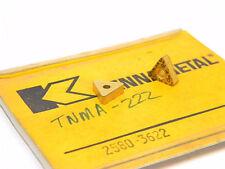 TNMA-222 CARBIDE INSERTS 10 PCS