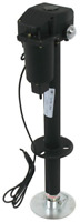Heng's 3500# Rv Trailer Camper Cargo Utility LED Electric Trailer Tongue Jack
