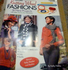 More Knitting Wheel Fashions Book by Kathy Norris
