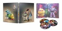 TOY STORY 4 STEELBOOK 4K ULTRA HD BLU-RAY + DIGITAL CODE ULTRAHD LIMITED STORY4