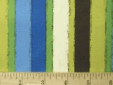 100% Cotton Quilting Fabric from Windham Fabrics Gypsy-Garden Striped 45in SBY