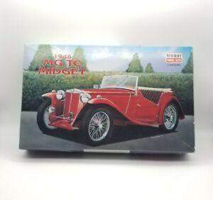 Mini Craft 1948 MG TC midget model kit