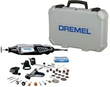 Rotary Tool Kit 1.6 Amp with 34 Accessories, 4 Attachments and Carrying Case