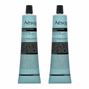 2 PCS Aesop Reverence Aromatique Hand Balm 150ml Botanical Moisturizer #15261_2