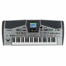 Roland E80 Music Workstation, Powerful 61-key Ranger Keyboard (Ex-demo)