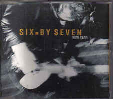 Six By Seven-New Year cd maxi single