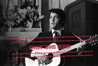ELVIS PRESLEY in the Movies 1969 Photo CHANGE of HABIT on the set LET US PRAY 15
