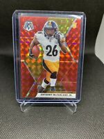 2020 Panini Mosaic Anthony McFarland Jr. SP Red Mosaic Prizm RC #237 Steelers 🔥