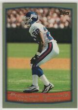 1999 Topps Football New York Giants Team Set