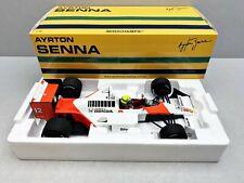 1:18... Minichamps 540881812 McLaren Honda mp4/4 1988 World Champ SENNA/6f 206