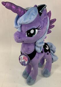 "Aurora World My Little Pony Princess Luna Plush 14"" Brand New W/ Tags"