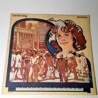 Carole King ‎– Fantasy: Ode Records ‎Vinyl 1973 LP Album (Folk)
