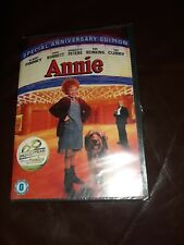 Annie (DVD, 2004) anniversary edition new and sealed