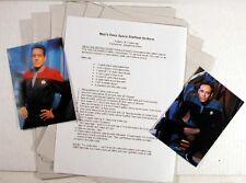 Star Trek Deep Space 9/Voyager Jumpsuit/Costume Pattern- Multiple Sizes