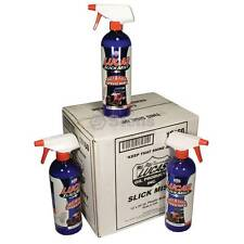 12 24 Oz Spray Bottles of Slick Mist Replaces Lucas Oil 10160 1 case
