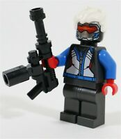 LEGO OVERWATCH SOLDIER 76 MINIFIGURE FIGURE 75972 - GAME GAMING CHARACTER