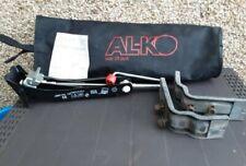 Alko side lift jack & brackets