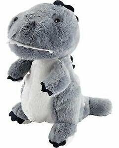 NWT Carters Grey Plush Dinosaur Dino T Rex Stuffed Animal Baby Toy Lovey 67503