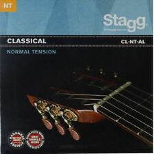 Stagg CL-NT-AL Nylon/Silver Plated Wound Strings For Classical Guitar