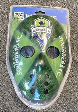 MLS Soccer Seattle sounders FC Full Size War Face FAN MASK NEW CAP HAT