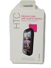 HTC Amaze 4g Built-in Battery Case by PowerSkin