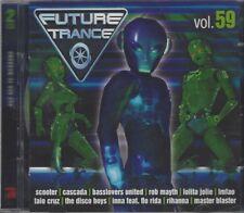V/A Future Trance 59 - 2 CD, Lmfao, Rob Mayth, Rihanna, Cascada, Taio Cruz u.v.m