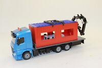 Siku 3556 Mercedes Benz Arocs mit Baucontainer LKW  1:50  NEU in OVP