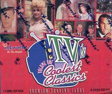 TV's Coolest Classics Card Box
