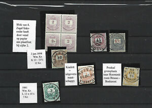 Hungary attractive superb classics inc errors very nice lot. Top quality (D440)