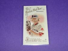 2014 Allen & Ginter CLAY BUCHHOLZ #91 Red Flag SP/25 Boston RED SOX Angelina CC