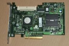 DELL SAS 5/iR PCIe SAS/SATA RAID Controller Card GU186 per PowerEdge 2950 1950